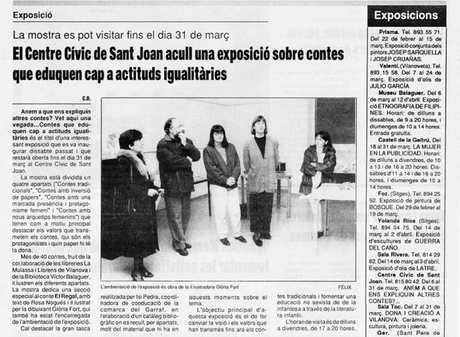 13-03-1992 Diari de Vilanova