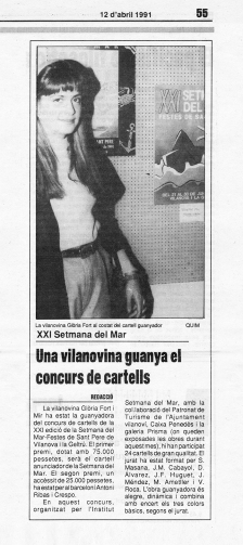 12-04-1991 Diari de Vilanova i la Geltrú