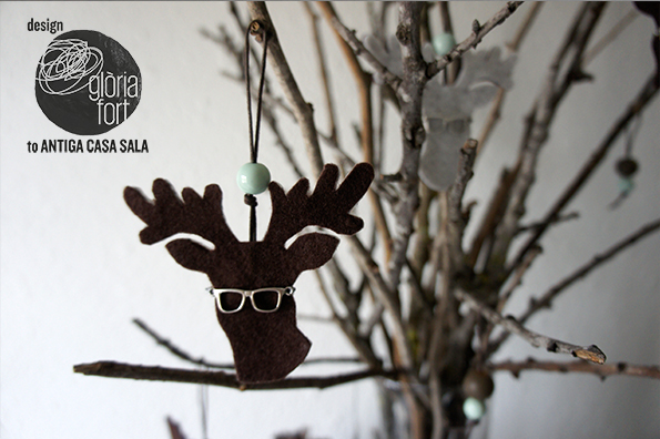 HIPSTER CHRISTMAS _ Gloria Fort