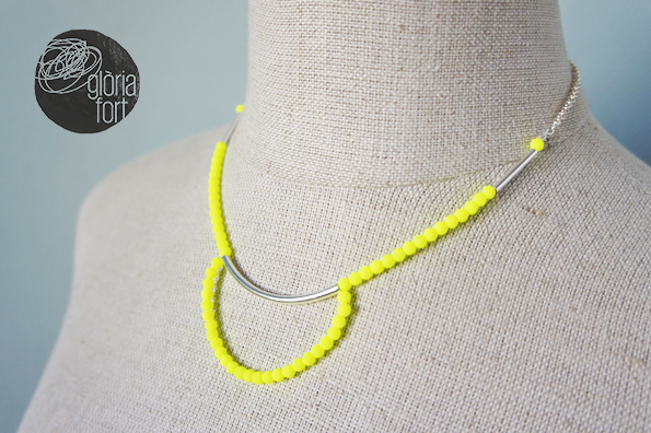 Collar Neon_Gloria Fort