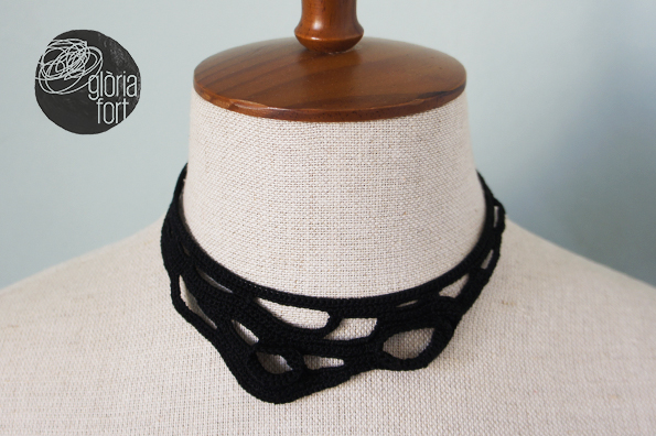 Black crochet 04 _ Gloria Fort