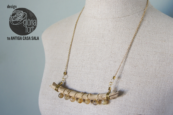 Collar AGATHA_ Gloria Fort