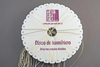 02_Disco de kumihimo