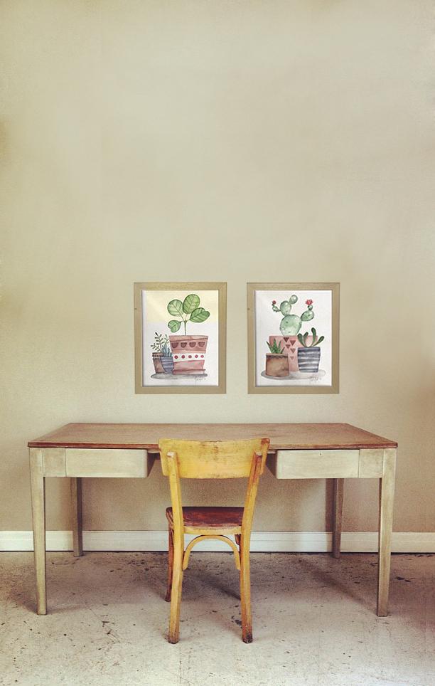 Plants taula