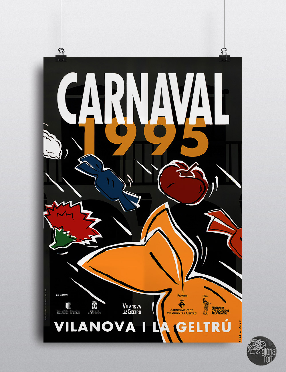 Cartell-Carnaval-1995